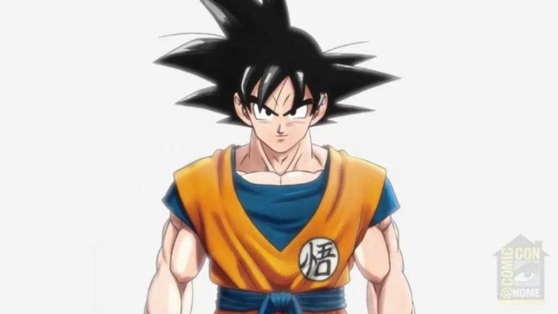 Dragon Ball Super: Super Hero, teaser trailer for the new Goku movie
