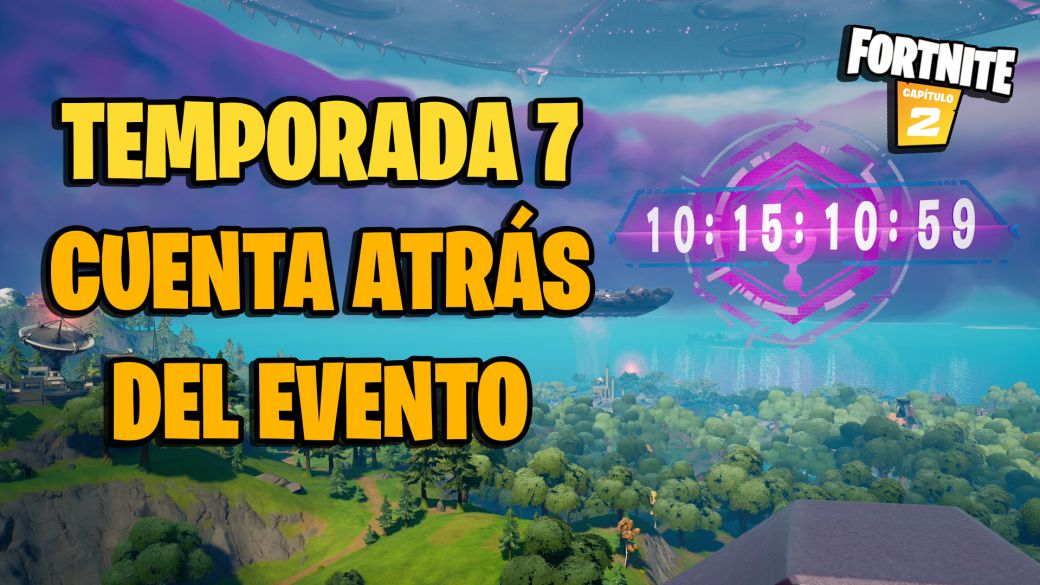 Fortnite: a mysterious countdown indicates that there will be an event soon