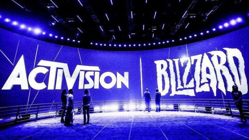 Over 1,500 Activision Blizzard Employees Condemn Harassment Response