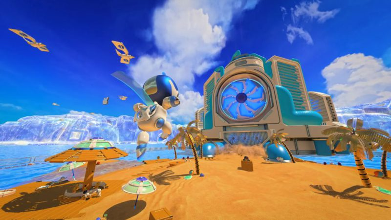 The creators of Astro's Playroom work on a 3D action game