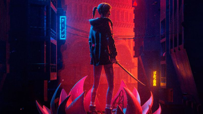 Spectacular trailer of the anime Blade Runner: Black Lotus from Comic-Con 2021