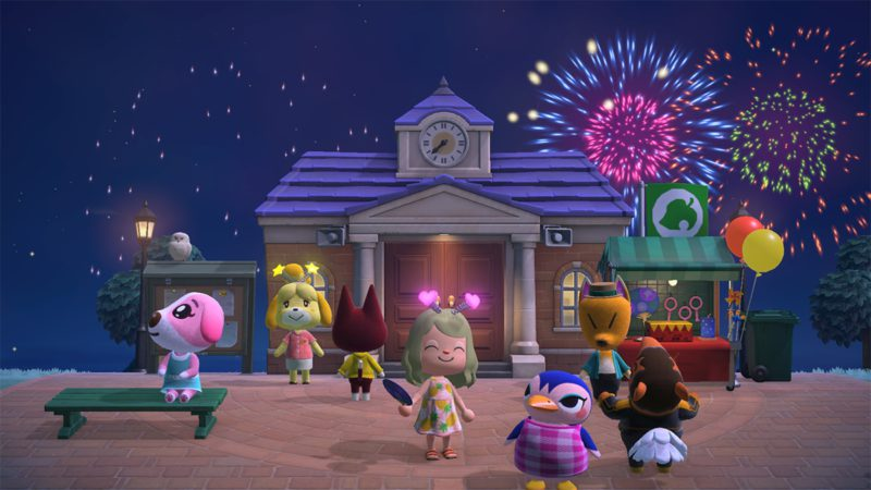 Nintendo confirms that it has not finished updating Animal Crossing: New Horizons for Switch, and date more news