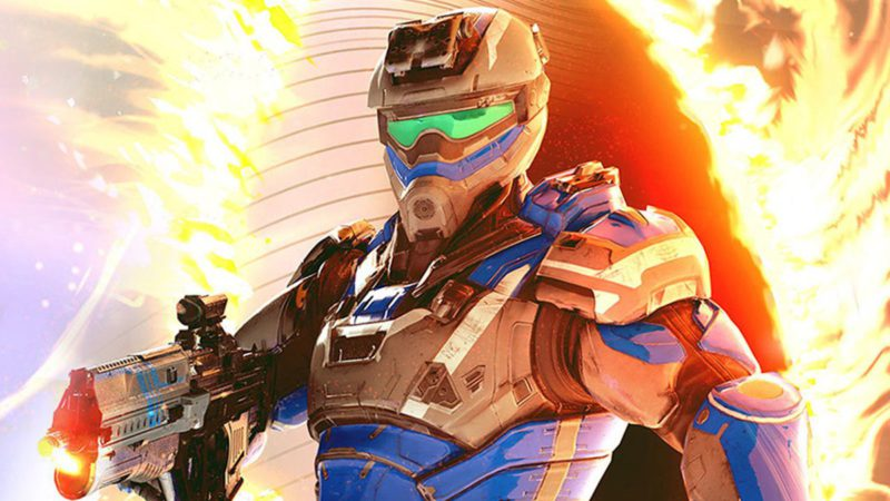 """Splitgate launch delayed due to """"beta server congestion"""""""