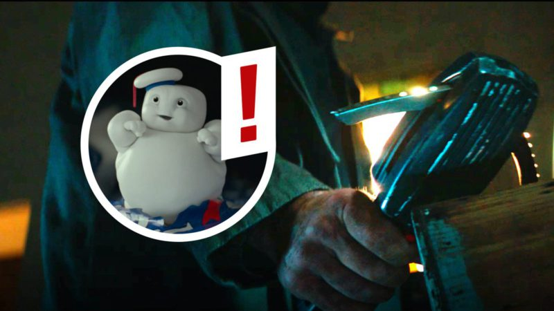 Ghostbusters: Beyond, we reveal the secrets of the new trailer with its director Jason Reitman