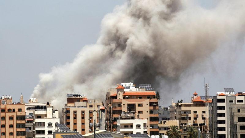"""Human Rights Watch pide una investigación internacional sobre los """"aparentes crímenes de guerra"""" cometidos en mayo entre Israel y Gaza"""