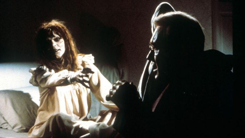 The Exorcist will terrify us again with a new film trilogy