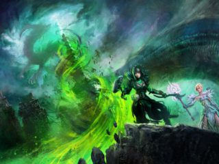 Guild Wars 2 End of Dragons: New Expansion Set in the Land of Cantha for 2022