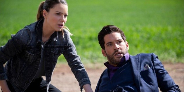 Lucifer: the first images of the sixth season were leaked
