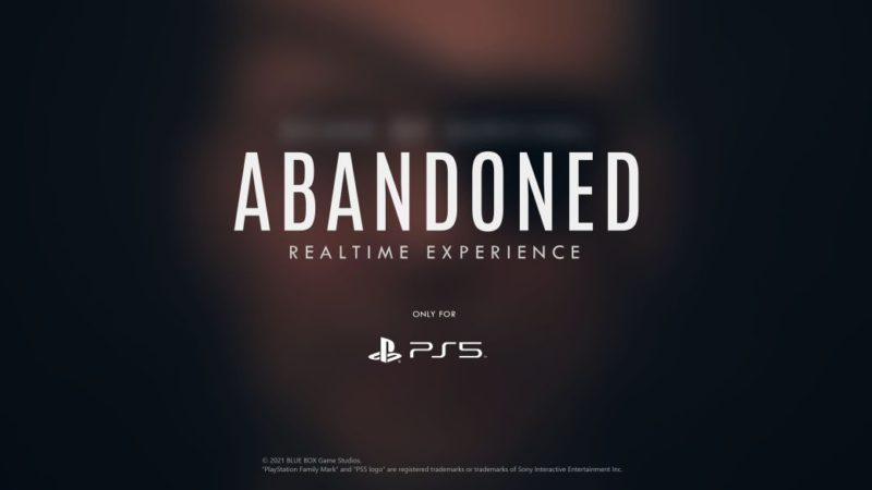 Abandoned reveals a man with an eyepatch who sparks rumors again