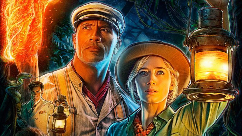 Jungle Cruise: action-focused making of trailer with Dwayne Johnson and Emily Blunt