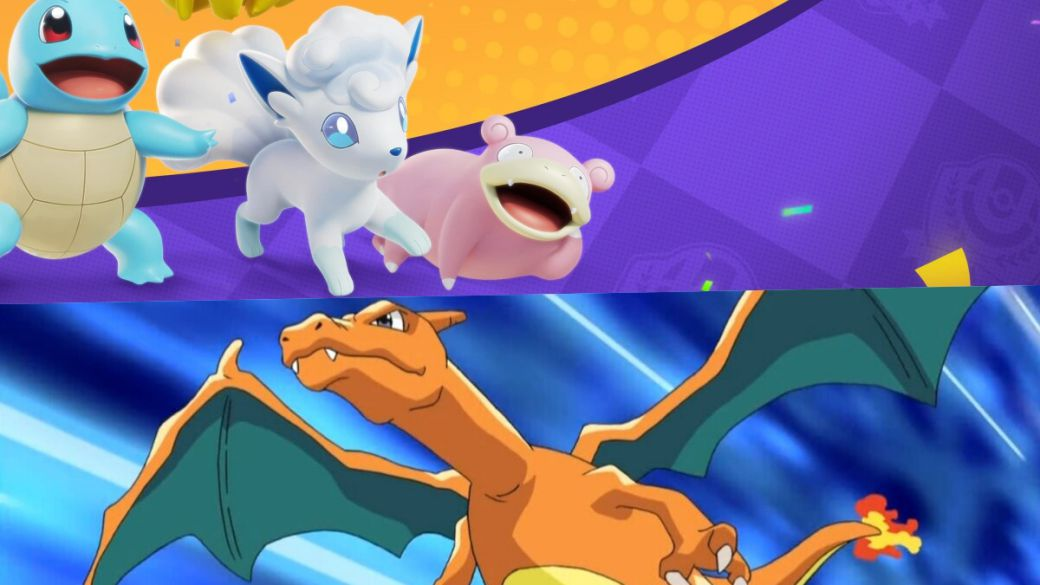 Pokémon Unite gets an update: fix Charizard, remove bugs, add Gardevoir and more