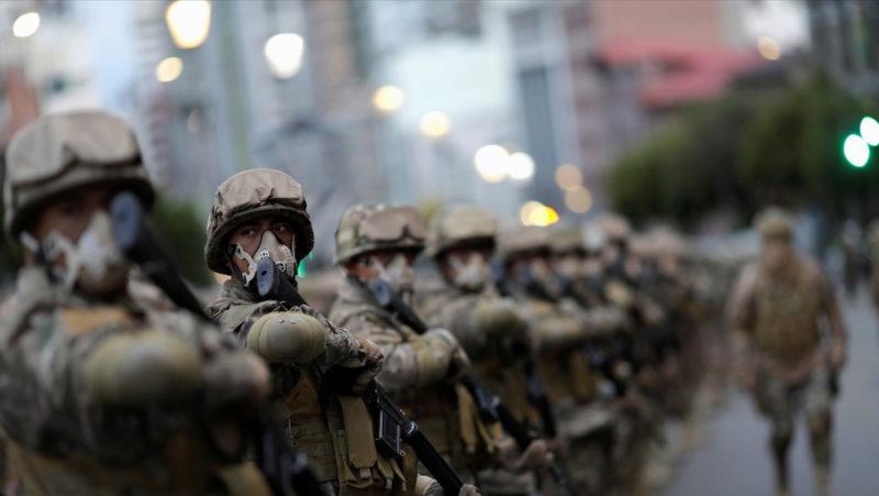 Golpe de Estado y masacres en Sacaba y Senkata: los motivos por los que ya fueron detenidos 17 militares, policías y civiles bolivianos