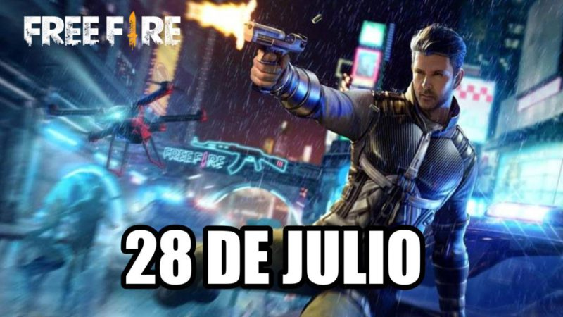 Today's Free Fire Codes July 28, 2021;  all free rewards