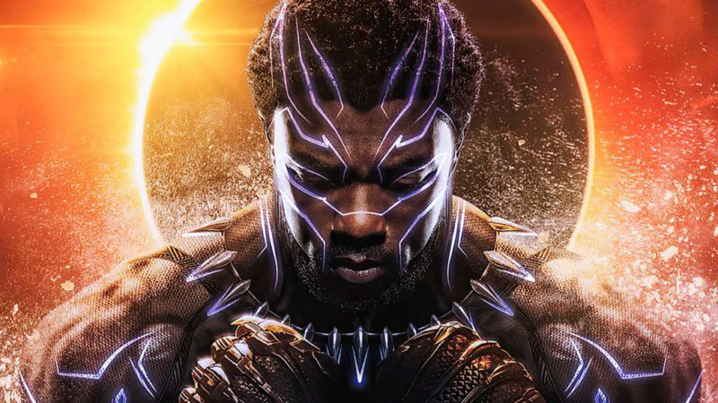 Black Panther 2: a leaked video of the filming set shows a revealing message about T'Challa