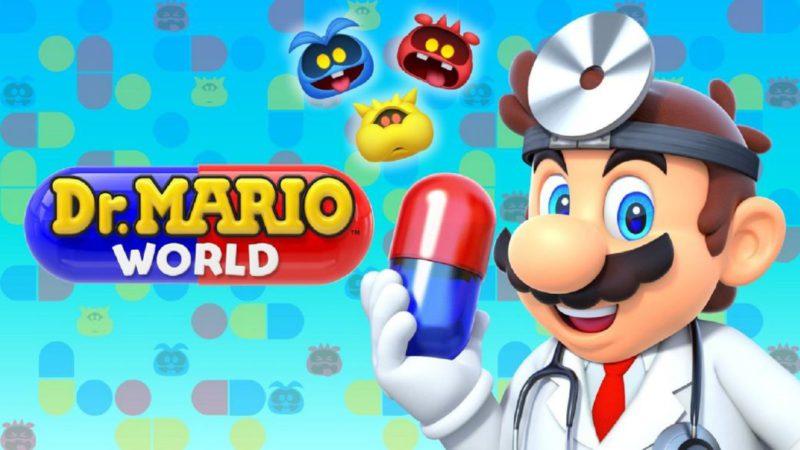 Dr. Mario World will close next November