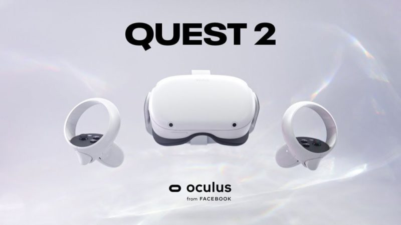 Oculus Quest 2: How to request the new silicone facial interface for free