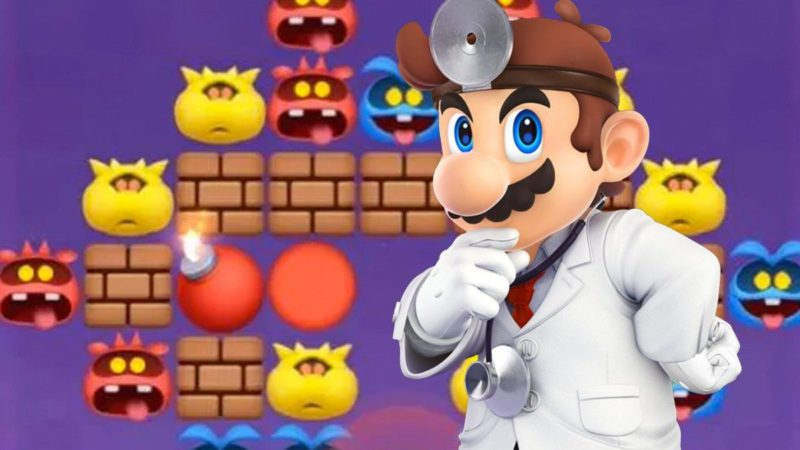 Dr.  Mario World's game service is ending
