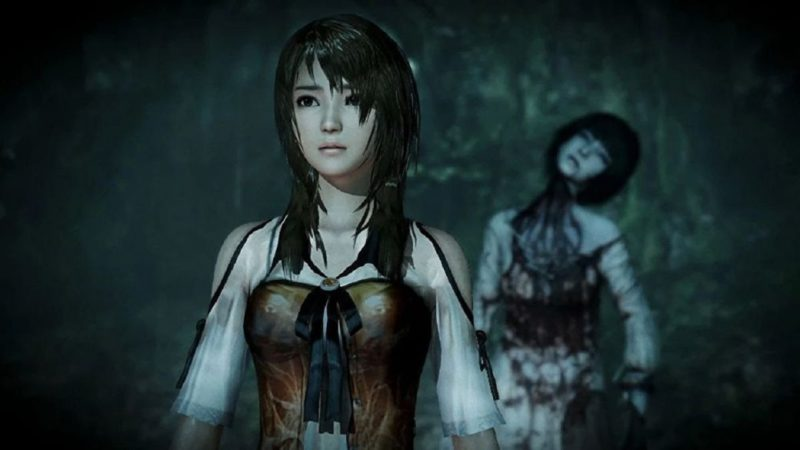 Project Zero: Maiden of Black Water Confirms Release Date;  new trailer