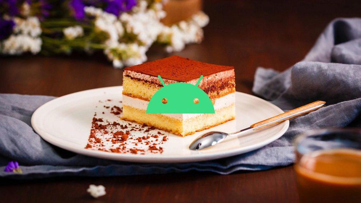 Y el nombre en código de Android 13 es…Tiramisú ¿Vuelve la tradición pastelera?