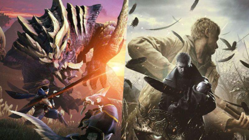 Capcom breaks financial records thanks to Resident Evil Village and Monster Hunter Rise