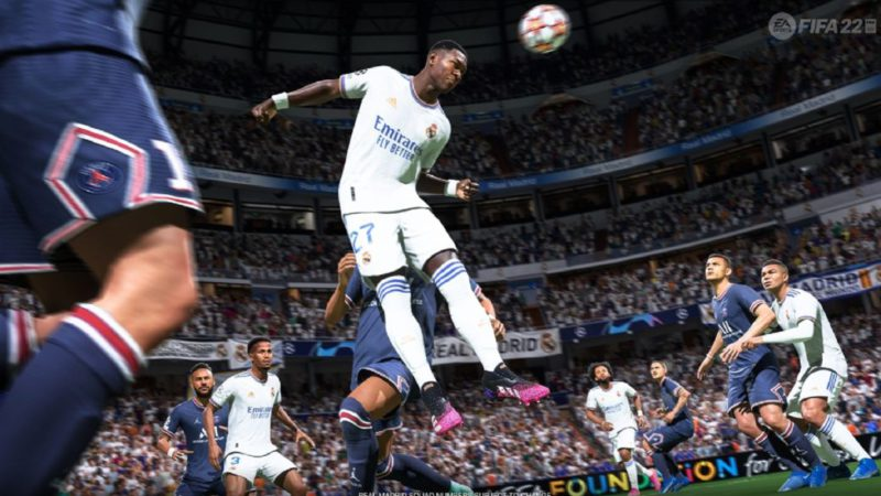 FIFA 22, tráiler