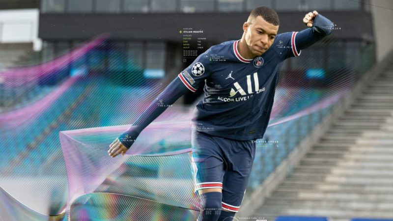 FIFA 22, trailer with gameplay
