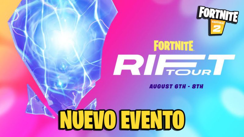 Rift Tour event in Fortnite: dates, times, and how to watch online