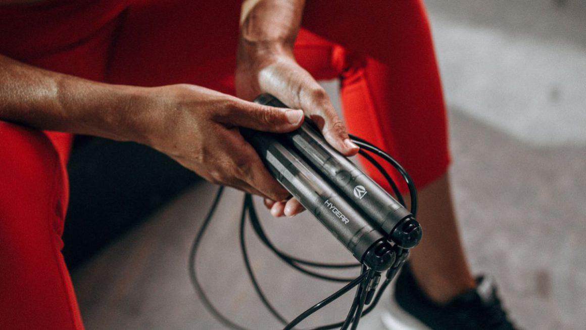 Hyrope, la cuerda electrónica para controlar tu sesión de cardio