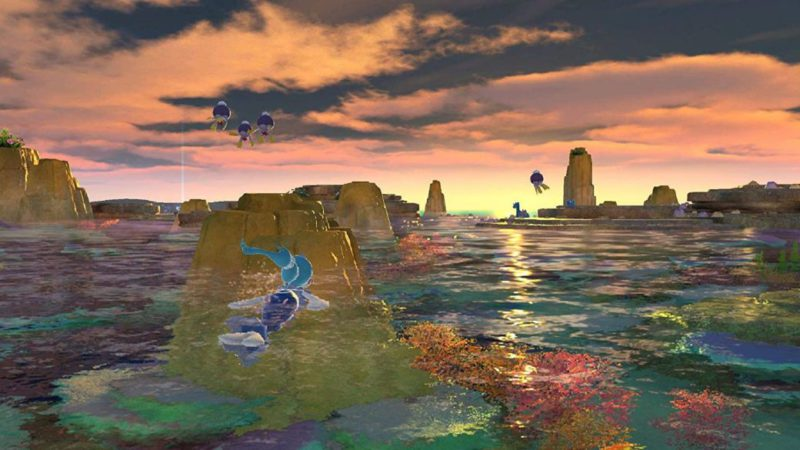 New Pokémon Snap is getting a free update: new Pokémon, locations, and more