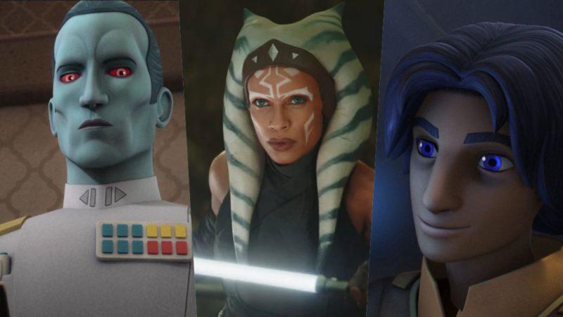 Star Wars: Ahsoka's actress hints at two important additions