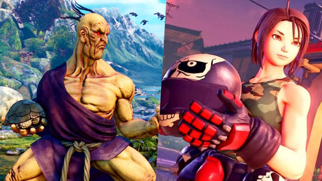 Street Fighter 5 will present its summer news in a streaming