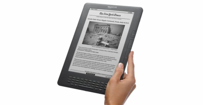 Amazon Kindle: Older e-readers can no longer be online in the USA