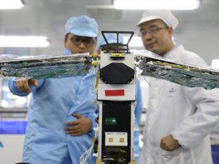 Investigadores chinos desarrollan una tecnología que permite mantener a los pequeños satélites fuera del radar