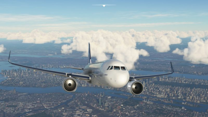 Flight Simulator Sim Update 5 in the test: higher performance, poorer image quality
