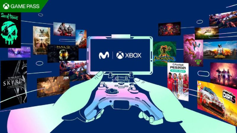 Xbox teams up with Movistar: new promotion associated with Game Pass Ultimate