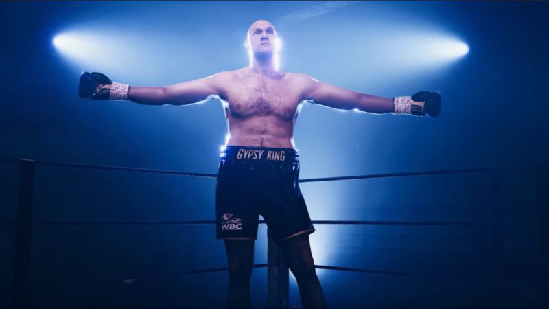 eSports Boxing Club 'Signs' Tyson Fury;  new gameplay about the ring