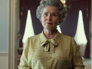 She's compared to Dolores Umbridge: first look at Imelda Staunton in the Crown