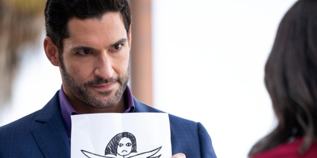 Marvel or DC?  Tom Ellis answered which franchise he prefers to work in
