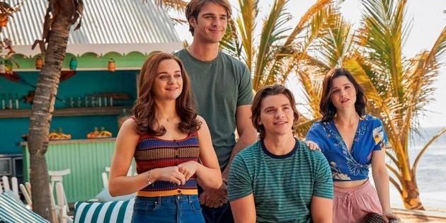 What time does El Stand de los Besos 3 premiere on Netflix?