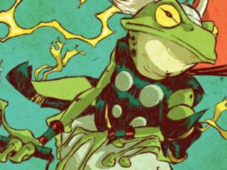 """""""Loki"""": Thor Frog appears for a moment in chapter 5 of the series"""