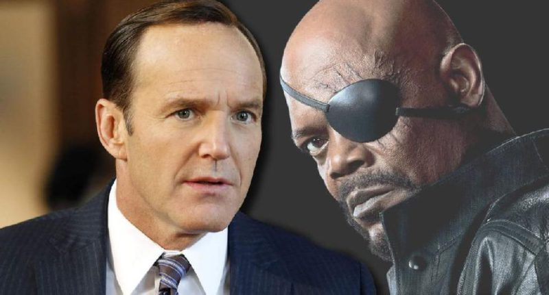 They reveal what Phil Coulson and Nick Fury were doing in the prologue of Black Widow in 1995