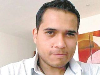 A Mexican journalist was shot at point-blank range outside a gym