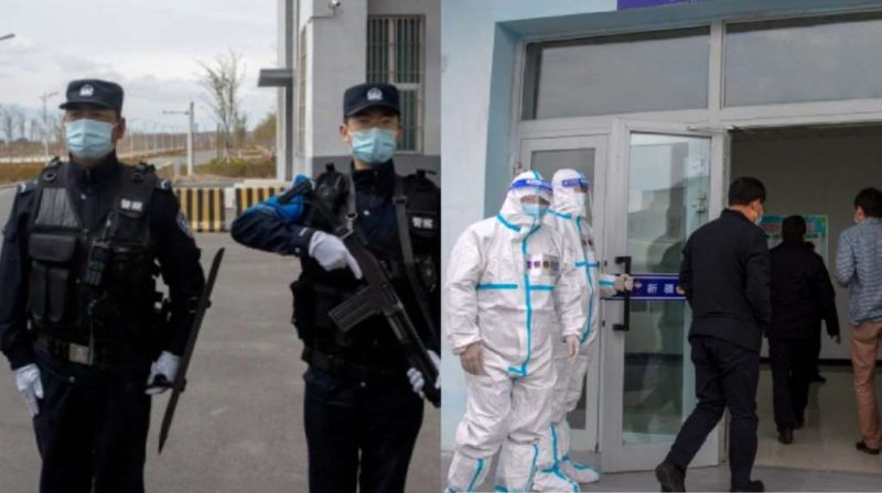 """""""A dystopian hell"""": the details of the largest prison in China that has complaints of torture with batons and brainwashing"""