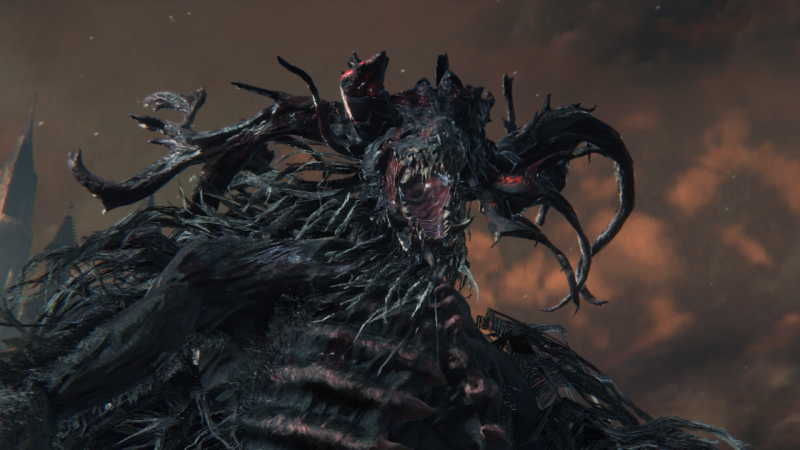 A modder restores the mysterious Cleric Beast shortcut in Bloodborne