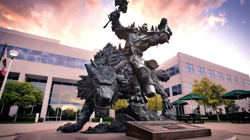 Activision Blizzard employees go on strike to protest sexual harassment and workplace inequality, and the company responds