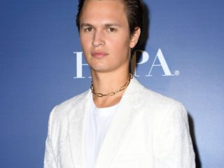 Ansel Elgort reappears on social media with an unexpected new look