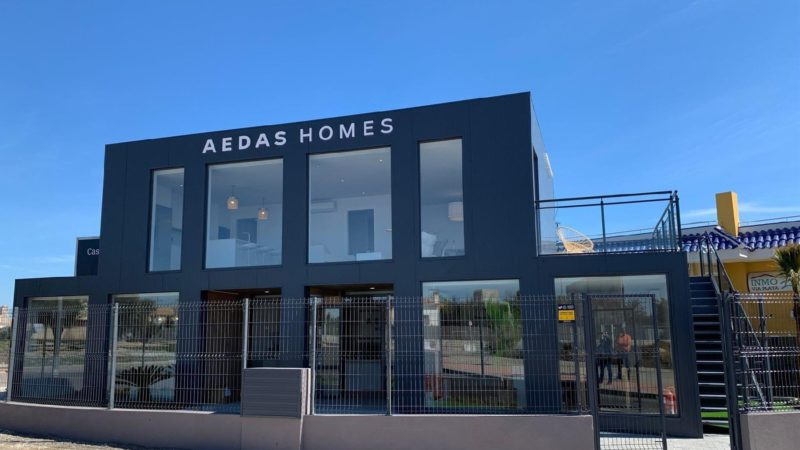 Bank of America enters the capital of Aedas Homes as second shareholder