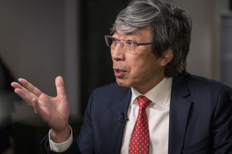 Billionaire Supports Vaccine That Could Be Universal Booster