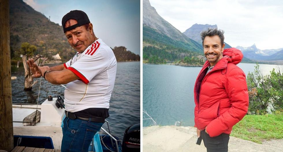 """Eugenio Derbez after knowing the state of Sammy Pérez: """"The aid is not presumed"""" 