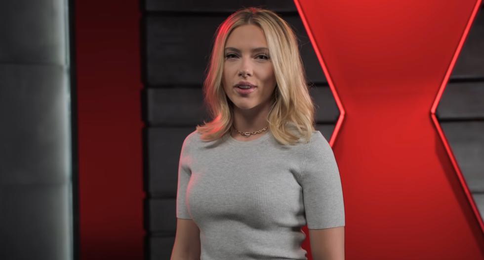 "Scarlett Johansson sues Disney after ""Black Widow"" premiere reportedly"